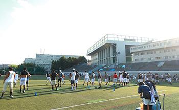 関西大学体育会アメリカンフットボール部KAISERS